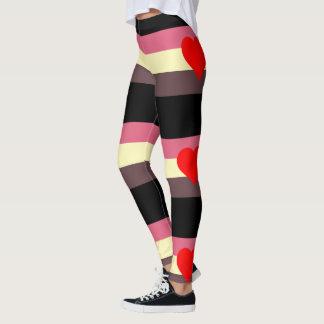 Feedist Pride Flag Leggings—Super Stretchy! Leggings
