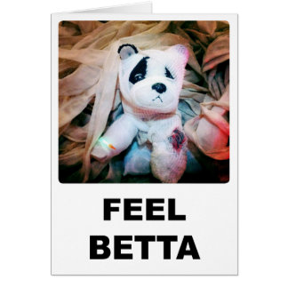 Feel Betta Card