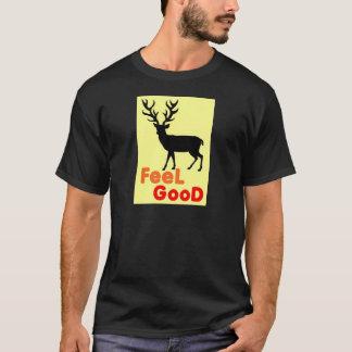 Feel good Deer shadow T-Shirt