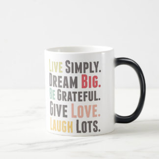 Feel Good Morphing Mug