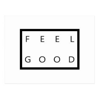FEEL GOOD POSTCARD