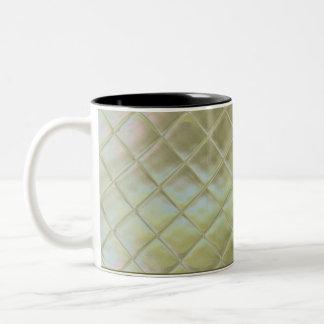 Feel It ~ customizable Two-Tone Coffee Mug