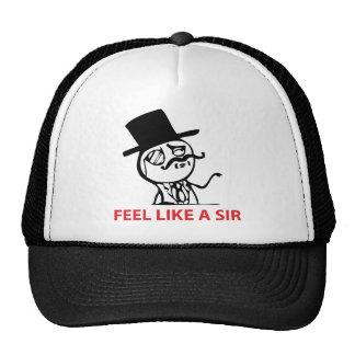 Feel Like A Sir - Hat