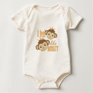 Feel Like Royalty Baby Bodysuit