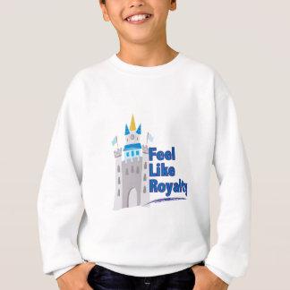 Feel Like Royalty Sweatshirt