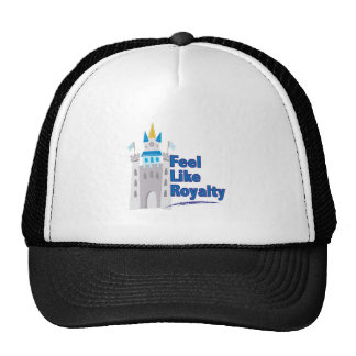 Feel Like Royalty Trucker Hat