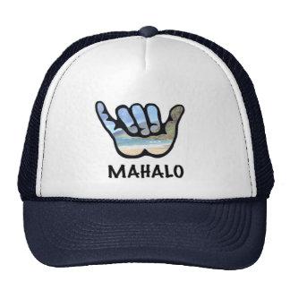 Feel Mahalo Trucker Hat