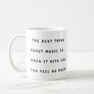 Feel No Pain Coffee Mug