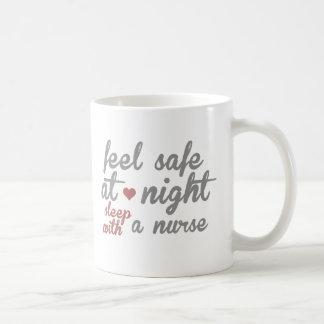 Feel Safe Coffee Mug