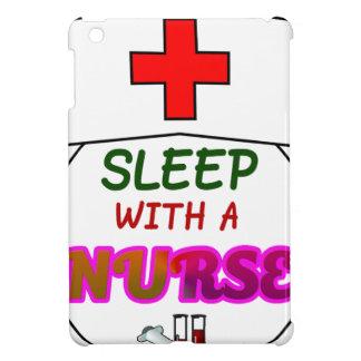 feel safe night sleep nurse, gift for nurses shirt iPad mini cover