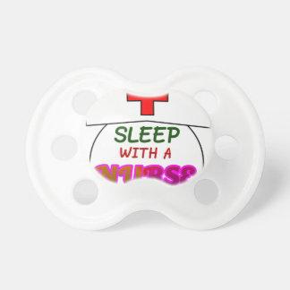 feel safe night sleep nurse, gift for nurses shirt pacifier