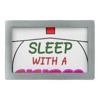 feel safe night sleep nurse, gift for nurses shirt rectangular belt buckle