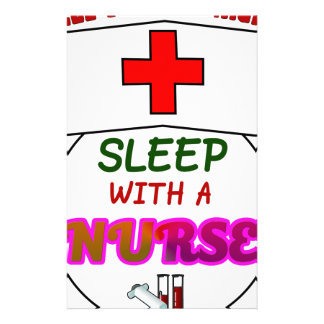 feel safe night sleep nurse, gift for nurses shirt stationery