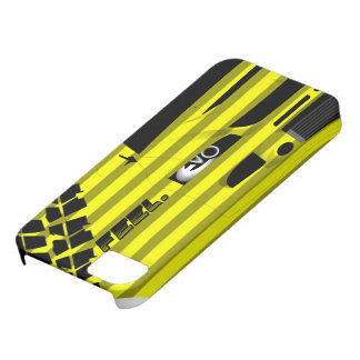 FEEL . SUNLIGHT YELLOW . EVO iPhone 5 COVER