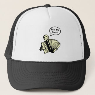 Feel the Accordion Force Trucker Hat