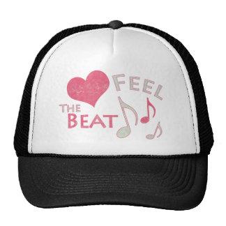 Feel the Beat Trucker Hat