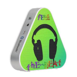 Feel The Beat Headphones Pieladium Speakers Speaker