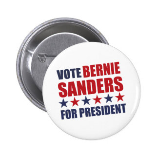Feel the Bern 2 Inch Round Button