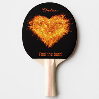 Feel the burn! customizable paddle