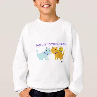 Feel the Compurrrsion Sweatshirt