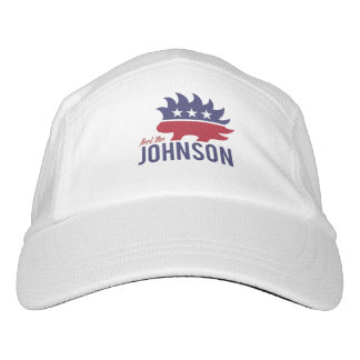 Feel the Johnson - Libertarian Porcupine - -  Hat