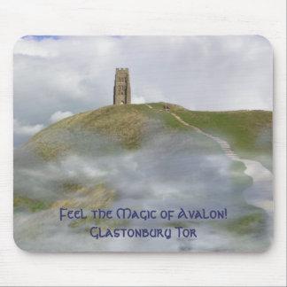 Feel the Magic of Avalon! Mouse Pad