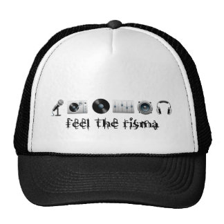 Feel the music, feel the Risma Trucker Hat