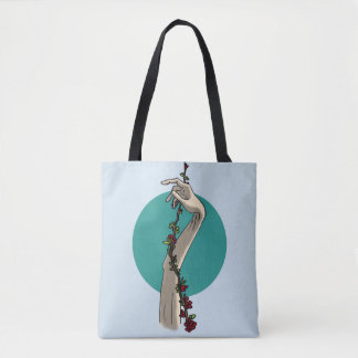 Feel The Nature Tote Bag