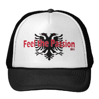 Feel The Passion Trucker Hat