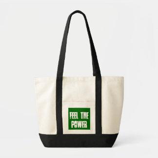 FEEL THE POWER bag