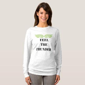 Feel the Thunder graphic shirt. T-Shirt