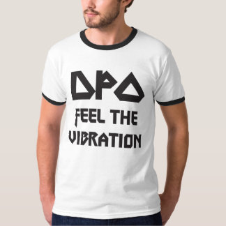 Feel The Vibration T-Shirt