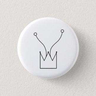 Feelers & Crown Pin