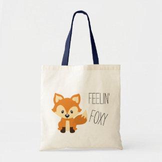 Feelin' Foxy Tote
