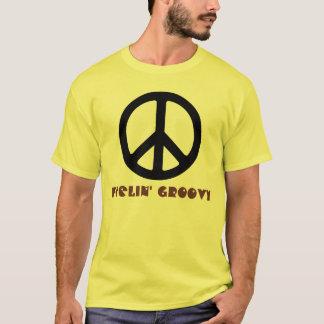Feelin' Groovy Retro T-Shirt