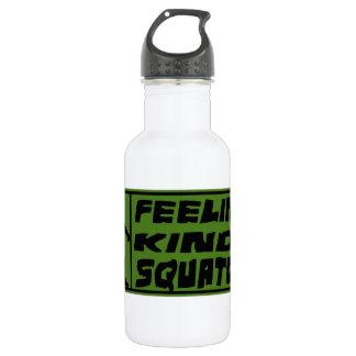 Feelin' Kinda Squatchy 532 Ml Water Bottle