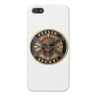 FEELIN LUCKY CASE iPhone 5 COVER