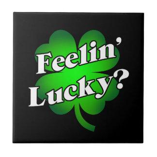 Feelin' Lucky? Tile