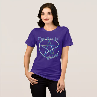 Feelin' Witchy Ladies Relaxed Fit T-Shirt