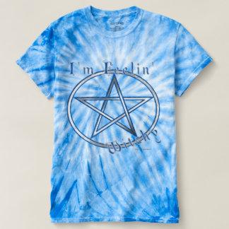 Feelin' Witchy Men's Tie-Dye T-Shirt