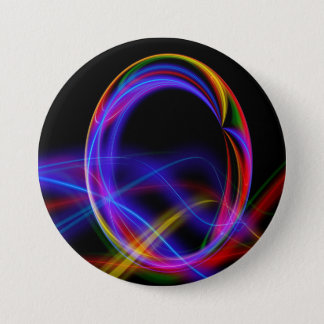 Feeling 3 Inch Round Button