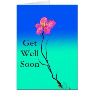 Feeling Better Soon Card