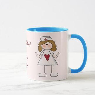 Feeling Better ?  Thank a Nurse Mug