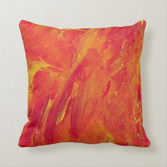 Feeling Down? RECHARGE Your Heart & Soul! Throw Pillow