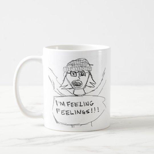 """""""Feeling Feelings"""" mug"""