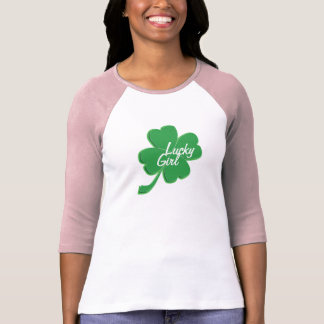 Feeling like a Lucky Girl Tshirt