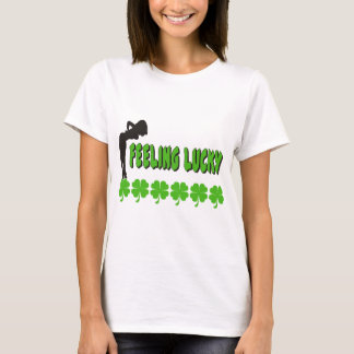 Feeling Lucky Irish Women's T-Shirt