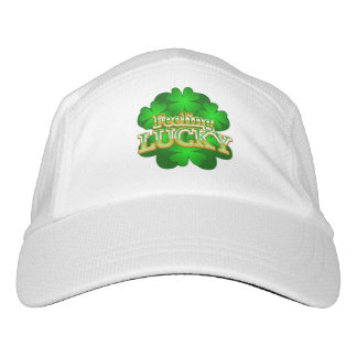 Feeling Lucky shamrock Hat
