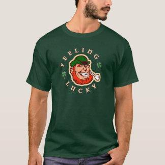 Feeling Lucky Shirt St Patricks Day