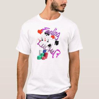 Feeling Lucky? T-Shirt